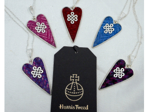 Harris Tweed Jewellery