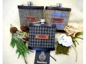 Groomsman Flasks