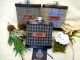 Groomsmen gifts-scottish-best-man-harris-tweed-hip-flask-rustic-barn-woodland-we
