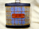 Customised-hip -flask-harris-tweed-monogrammed-,initials-personalised-gift
