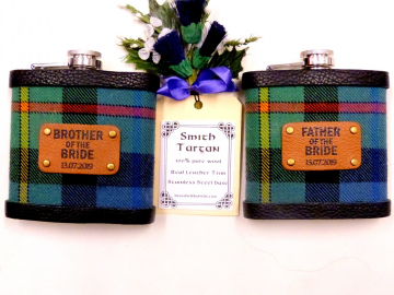 Brother of the Bride, Father of the Bride Smith Tartan